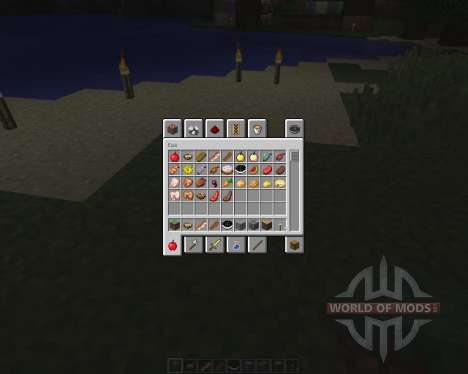 The Bacon Pack [32x][1.8.1] para Minecraft