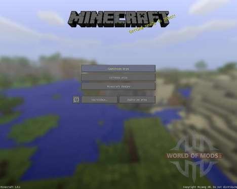 BattleTexturesMinecraft [16x][1.8.1] para Minecraft