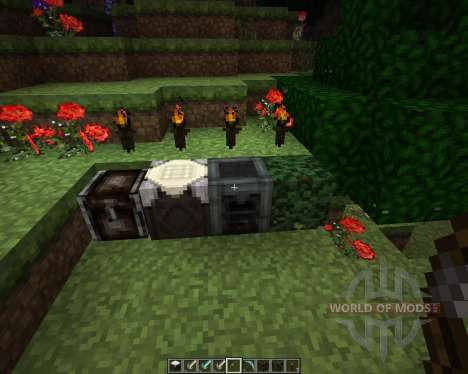 Daemon Eye [16x][1.8.1] para Minecraft