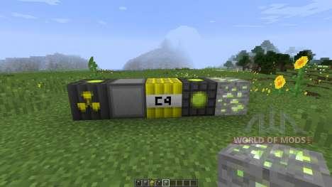 Nuclear Craft [1.8] para Minecraft