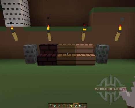 SRP Desperado [16x][1.8.8] para Minecraft