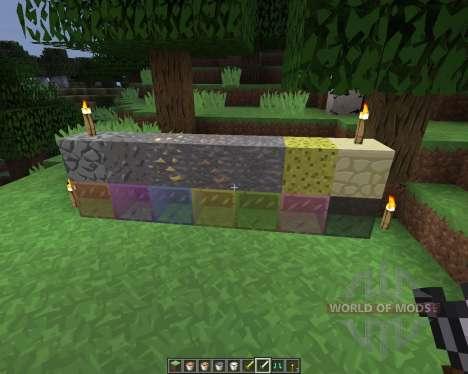 VectorPack [128x][1.8.8] para Minecraft