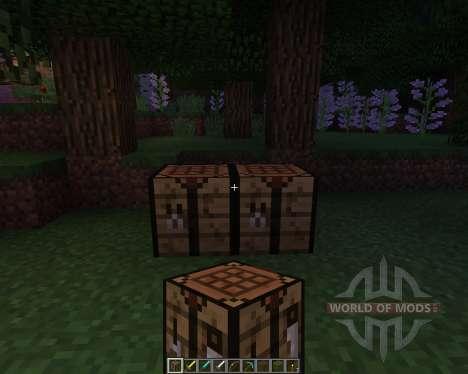 CENTERED RESOURCE PACK [16x][1.8.1] para Minecraft