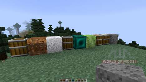 Desired Blocks [1.7.10] para Minecraft