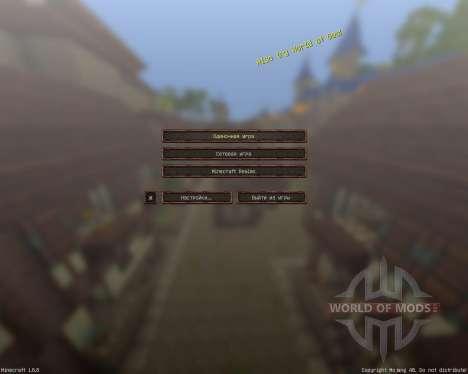 Filmjolks Medieval Resource Pack [32x][1.8.8] para Minecraft