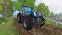 New Holland T8.320 v2.3 para Farming Simulator 2015