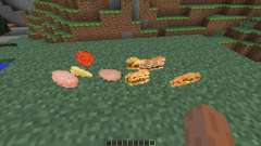 Fast Food Mod [1.7.10] para Minecraft
