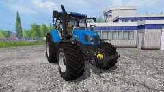 New Holland T6.160 v2.0