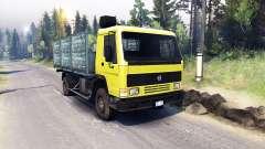 Volvo FL7 para Spin Tires