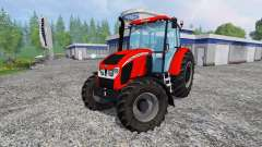 Zetor Forterra 100 HSX and 140 HSX