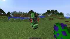 Laser Creeper Robot Dino Riders [1.7.10]