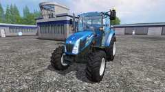 New Holland T4.65 4WD v2.0 para Farming Simulator 2015