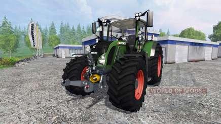 Fendt 724 Vario SCR v3.0 para Farming Simulator 2015