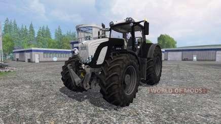Fendt 924 Vario - 939 Vario [black] para Farming Simulator 2015