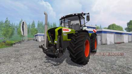 CLAAS Xerion 3300 TracVC [washable] v4.2 [full] para Farming Simulator 2015