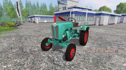 Kramer KLS 140 para Farming Simulator 2015