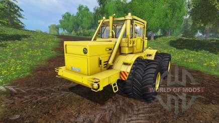 K-700A Kirovets [dual ruedas] para Farming Simulator 2015