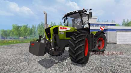 CLAAS Xerion 3300 TracVC [washable] v4.1 para Farming Simulator 2015