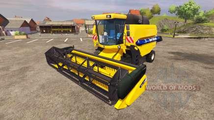 New Holland TC5070 v1.3 para Farming Simulator 2013