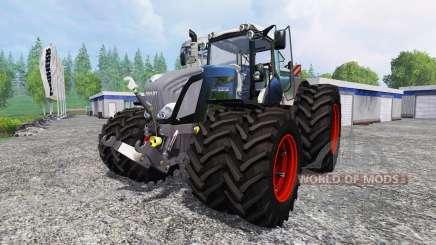 Fendt 828 Vario Black Beauty v2.0 para Farming Simulator 2015