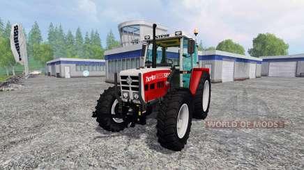 Steyr 8090A Turbo SK2 para Farming Simulator 2015