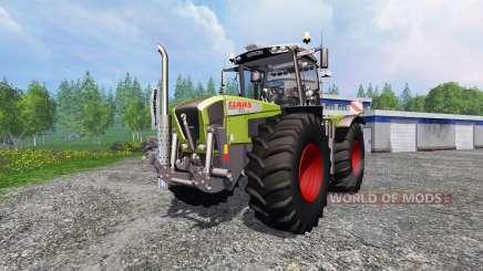CLAAS Xerion 3800 Trac VC v2.0 para Farming Simulator 2015