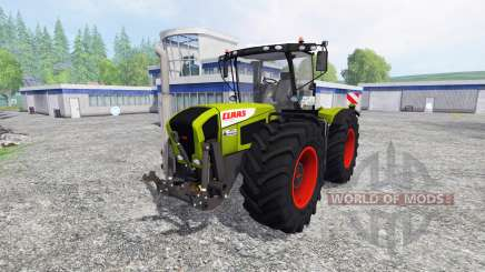 CLAAS Xerion 3300 TracVC [washable] v4.2 para Farming Simulator 2015