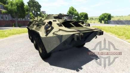 BTR-80 para BeamNG Drive
