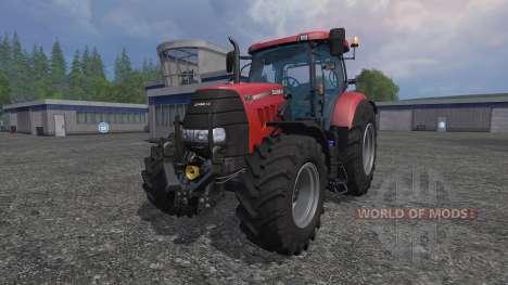 Case IH Puma CVX 160 v1.2 para Farming Simulator 2015