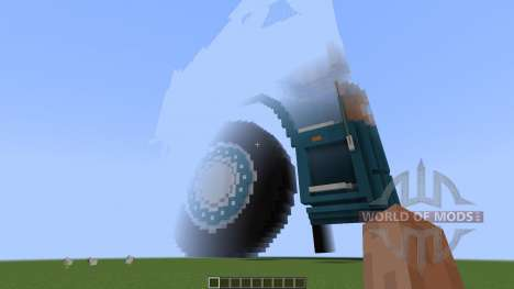 Scania R620 8x4 V8 Version Oversized[1.8][1.8.8] para Minecraft
