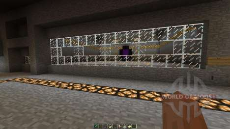 Resource Pack Viewing Museum para Minecraft