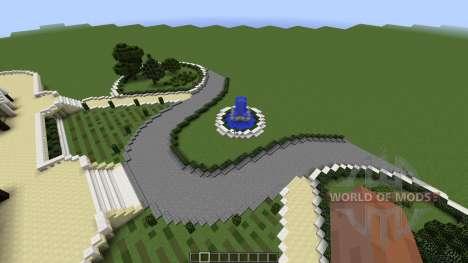 Huge Mansion [1.8][1.8.8] para Minecraft
