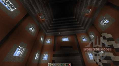 005 Cubic town house para Minecraft