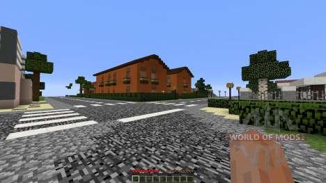 Minecropolis para Minecraft