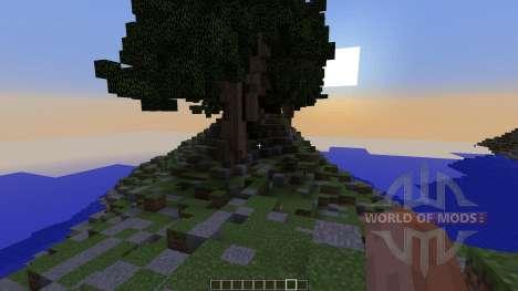 Alasya I First WorldPainter Map para Minecraft