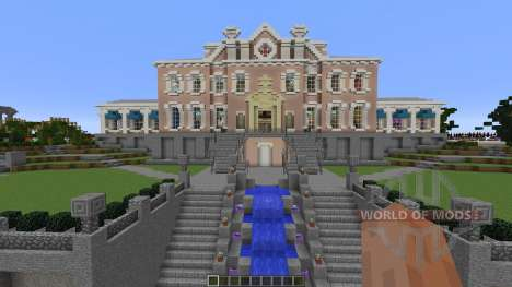 Snows Mansion para Minecraft