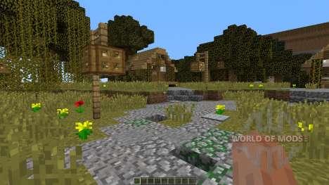 Minecraft Zombie Survival Map para Minecraft