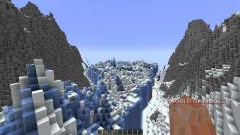 Glacier para Minecraft
