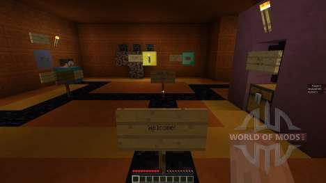 Maze of Anubzareth para Minecraft