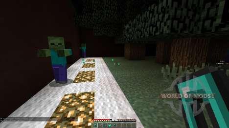 Monster survival para Minecraft