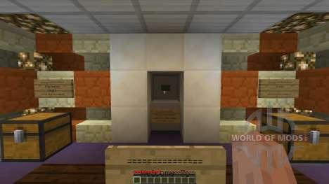 Trapdoor Dash [1.8][1.8.8] para Minecraft