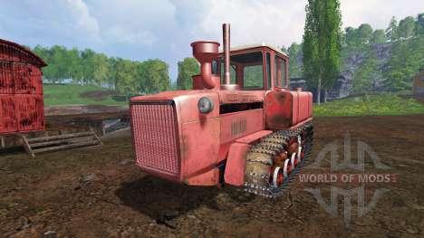 DT-S v2.1 para Farming Simulator 2015