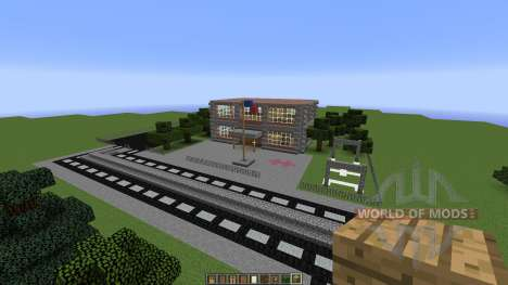 Dover Chase [1.8][1.8.8] para Minecraft