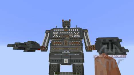 The Robot para Minecraft