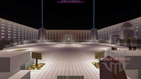 ConCrafter - CommandsArena para Minecraft