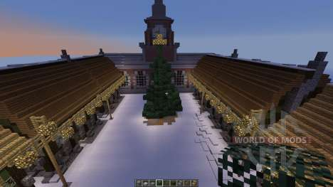 Winter Village para Minecraft