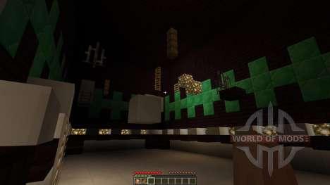 Herobrine Parkour Map 1 para Minecraft