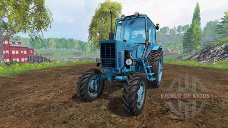 MTZ-82 [editar] para Farming Simulator 2015