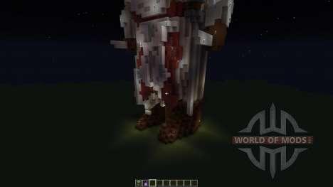 Assassins Creed para Minecraft