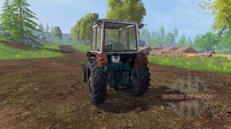UMZ-CL 4x4 para Farming Simulator 2015